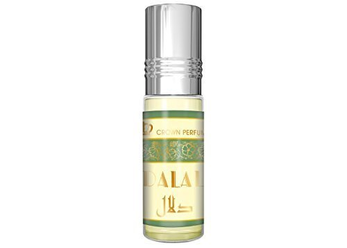 Dalal Perfume Oil - 6ml by Al Rehab