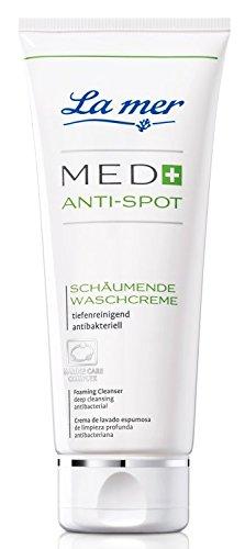La mer MED+ Anti-Spot Schäumende Waschcreme 100 ml ohne Parfum (Le Mer Hautpflege)