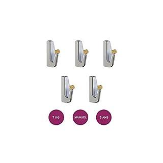 Artiteq 5Haken Breite für Flipchart mit Schrauben: 7kg max