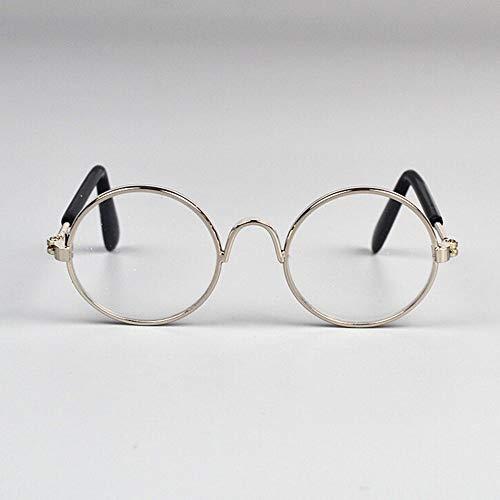 Seturrip - 1Pcs heiße Hund Haustier-Brille für Pet Products Eye-wear Dog Pet Sonnenbrille Fotos Props Zubehör Tierbedarf Katzen Glasses [M]