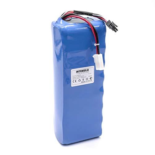 INTENSILO Li-Ion Akku 8000mAh (25.6V) für Rasenroboter Rasenmäher Robomow MS-Serie, RS630, RS635, RS635 Pro S