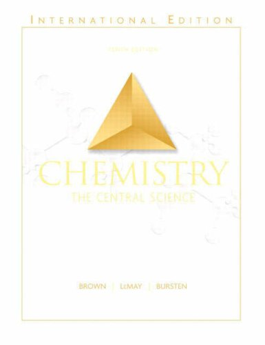 Chemistry PKG: (International Edition) with Basic Media Pak Wrap with CW & Gradebook Access Card and Virtual ChemLab Workbook -