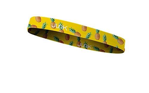 JUNK Brands Pina Colada Thin Band Headband Stirnband, gelb