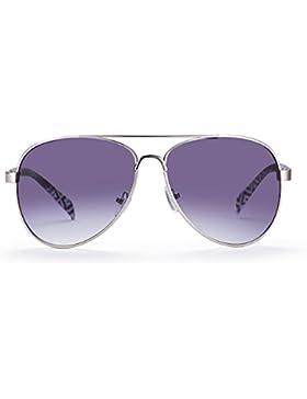 Ilove EU Hombre Mujer Gafas de sol polarizadas metal marco Aviator Rana espejo gafas gafas de protección Gafas...
