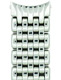 Reloj de pulsera Zeno de acero inoxidable de 20 mm Ref, A-MT-PSA-20