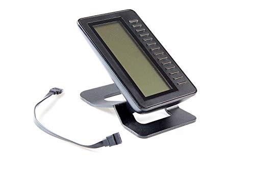 Alcatel-Lucent - Funktionstasten-Erweiterungsmodul - Urban Gray - für Premium DeskPhones 8028, 8038, 8068 (3MG27107AB)