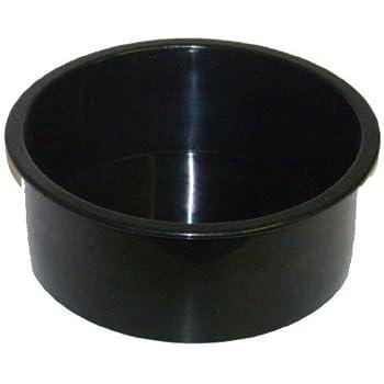 antiadh/ésif European-Grade Coque en Silicone Somtis Moule en Silicone /à g/âteau Rond 22,9/cm Moule /à g/âteau sans BPA 6/cm de Profondeur