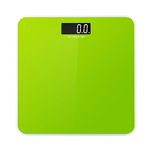 Zhangtianshi Digital Kitchen Cooking Scalehome Scales Smart Home Scales Body Scales Custom Electronic Scales, Green