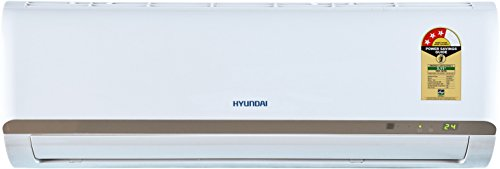 Hyundai Hs4f33.gcr-cm Split Ac (1 Ton, 3 Star Rating, White, Copper)