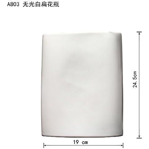 Ceramica vasi in ceramica bianca vasi