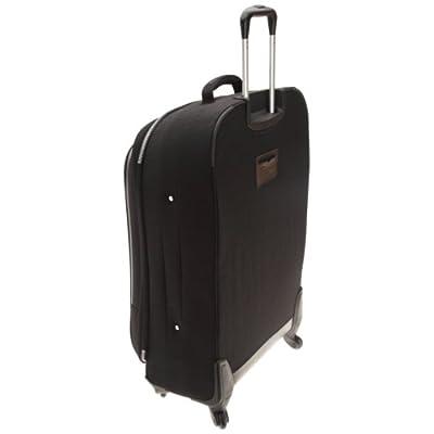 Kipling Suitcase Yubin Spin 81, Black, K15017900 - suitcases