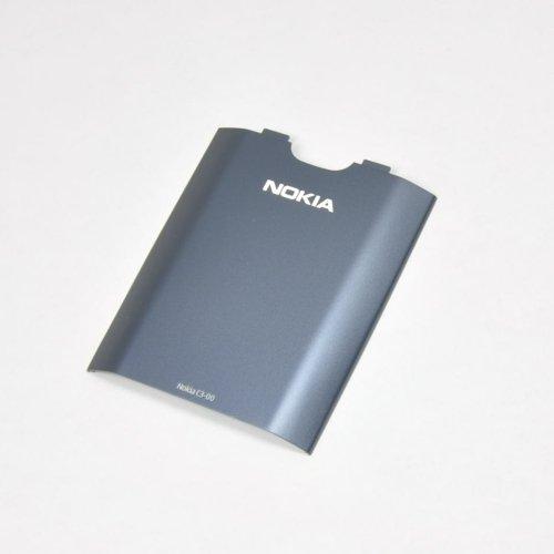 NOKIA C3 ORIGINAL AKKU DECKEL COVER GRAU C3-00