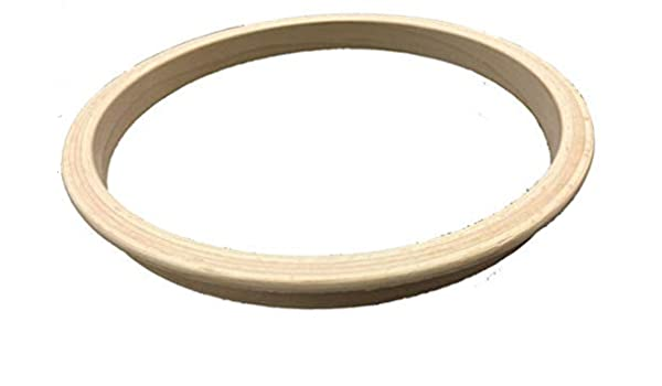 Ross Glasleistenring f/ür Haust/üren Buche Profil 1 Aussen /Ø 420mm