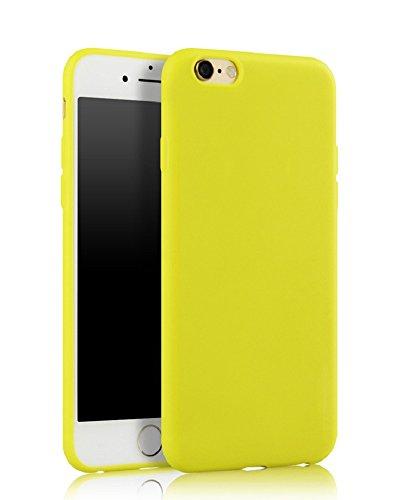 Demarkt Coque For iPhone 6s, protecteur Ultra Léger Ultra Mince Anti-Rayures Anti-dérapante Silicone En Gel Souple Housse Protection Coque Bleu Foncé IPhone 6Plus/6s Plus 1PC Vert 7P