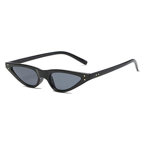 OYSOHE Sonnenbrille für Damen und Herren, Neueste Arbeiten Sie Weinlese Retro Unisex UV400 Gläser für die treibenden Gläser Sonnenbrille um