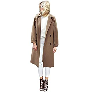 YIHANK Women Winter Outwear Coat Overcoat Outercoat,Casual Solid Button JacketGet Up App Local At Space Burlington Biker Awlgrip Wiki Guys Bed Drop Locations Inc Oven