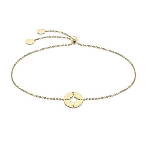 Carissima Gold Gliederarmbänder Gelbgold - 1.29.8204 (Armbänder Ereignisse Für)