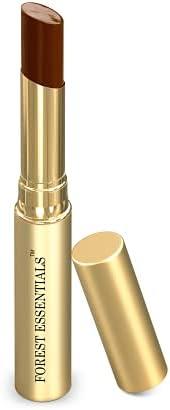 Forest Essentials Tinted Lip Serum Madhu Rasa Misri Cardamom 2.2g, Brown
