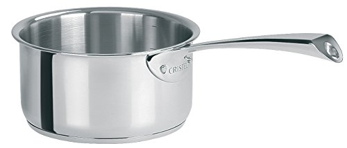 Cristel - C14CM- Casserole inox 14cm - Collection Casteline