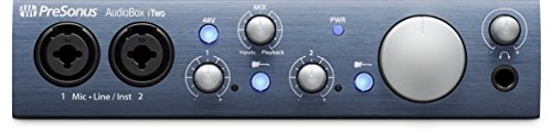 PreSonus AUDIOBOX ITWO 2X2 USB 2.0 Ipad Interface Audio