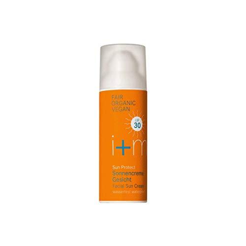 i+m - Sun Protect Sonnencreme Gesicht - Wasserfest - LSF 30