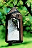 Schwegler Nisthöhle 2 M Flugloch mit Marderschutz, 26 mm, Aufhängung: FG, Farbe: Klassisch Braun