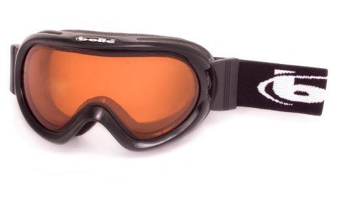 bollé Skibrille Junior für Brillenträger Boost OTG, Shiny Black Citrus