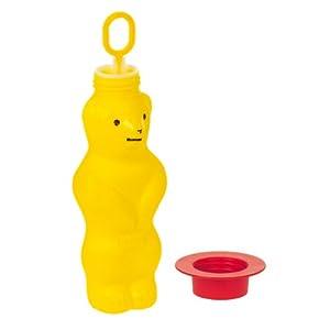 Pustefix - Oso mágico, juego para hacer pompas de jabón, 180 ml (Carrera 420869525) (surtido)