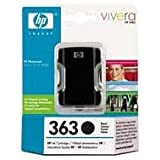 HP C8719EE - Cartucho original Nº363XL, negro
