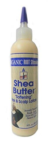 Organic Root Stimulator Lock (Organic Root Stimulator Shea Butter Softening Hair and Scalp Lotion 266ml)
