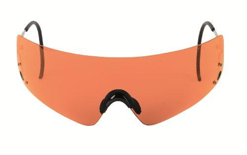 Beretta Race - Gafas de tiro, color naranja
