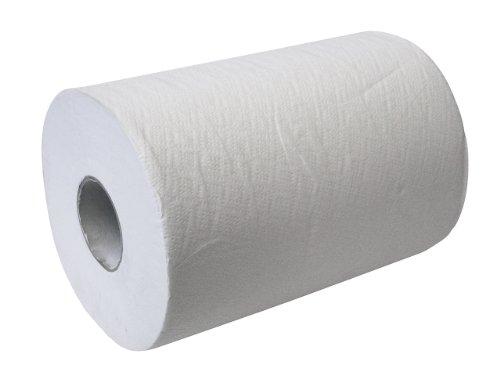 Sanhytec CWS Rollenpapier, 6x 100 m = 1 VE , 2 lagig, CWS-286001