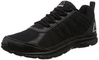 Reebok Speedlux 2.0, Scarpe da Trail Running Uomo, Nero (Black/Black/Silver),