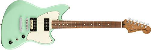 Fender® PowerCasterTM, Pau Ferro Fingerboard, Surf Green