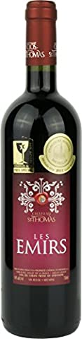 Chateau St Thomas, Cuvee Les Emirs Rouge 2010 75cl, Lebanese Fine Reserved Red Wines