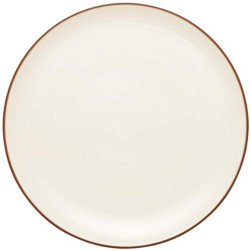 Noritake Colorwave Coupe Dinner Plate, Terra Cotta by Noritake Noritake Coupe