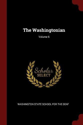 The Washingtonian; Volume 6
