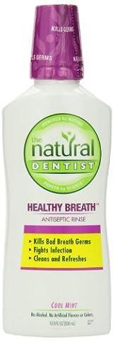 Natural Dentist Rince-bouche antiseptique naturel - Tue les bactéries et