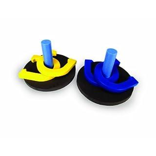 American Educational Products Ultra Soft Foam Horseshoe Set, 12