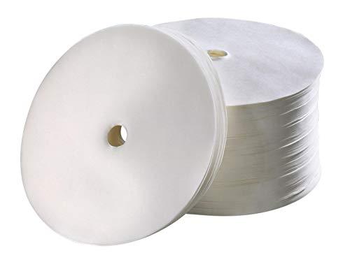 Bartscher Rundfilterpapier 245mm für Regina 90 und Pro100T, 250er Pack