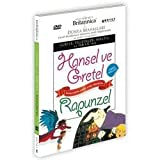 Hansal ve Gratel / Rapunzel - Encylopedia Britannica D??nya Masallari (DVD)
