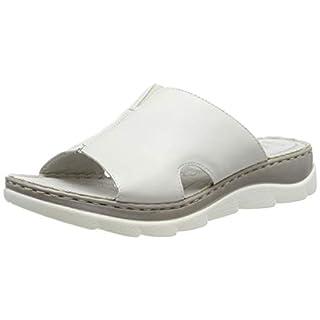 MARCO TOZZI Damen 2-2-27503-22 Pantoletten, Weiß (White 100), 38 EU