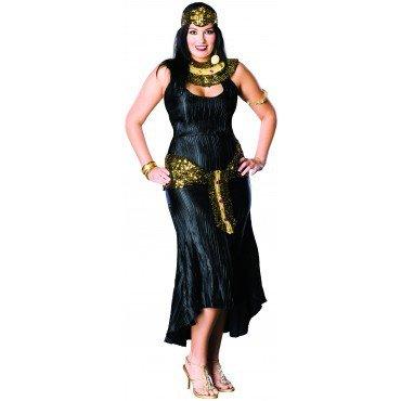 Cleopatra Kostüm für Damen Gr. XL, (Kostüme Motto Ägypten)