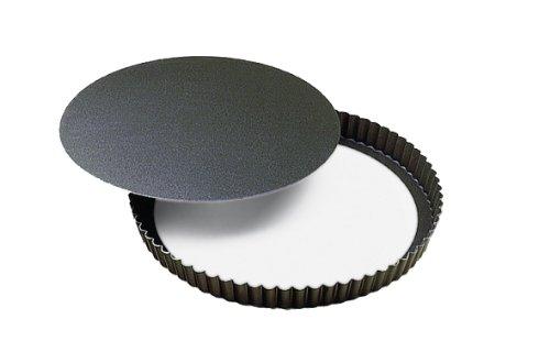 Gobel 280mm- und Rund aus Tortenform Hebeboden, braun (Pan Madeleine Gobel)