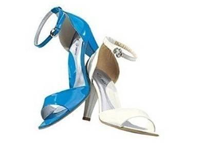 Sandalette von City Walk in schönem blau Blau