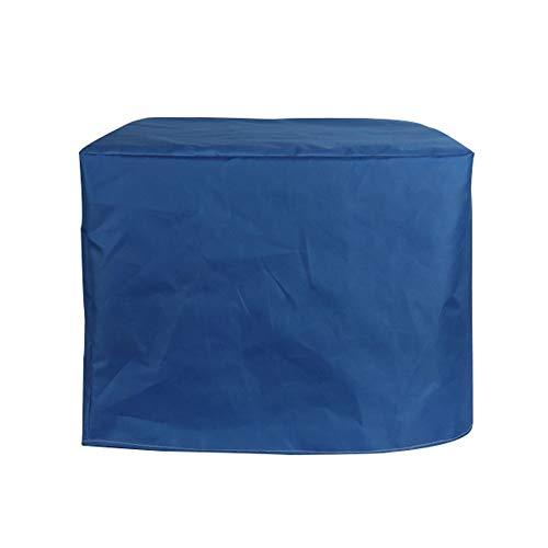 AMDHZ Patio-Möbel-Abdeckungen im Freien Wasserdichten Garten-Sofa-Abdeckung rechteckig Geräteschutz, 28 Größen (Color : Blue, Size : 100X50X80cm)