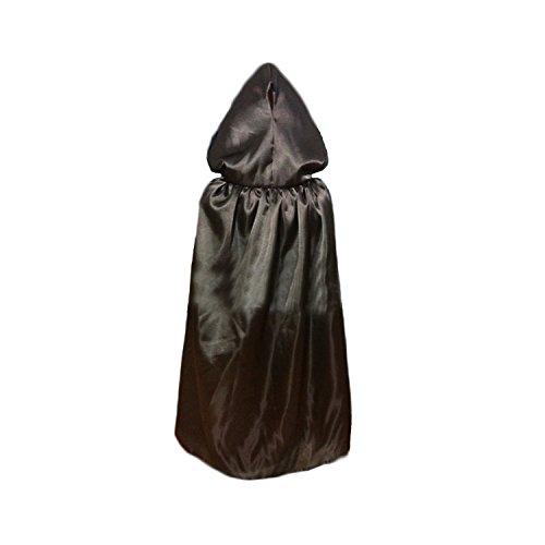 Kapuzenumhang für Kinder, Umhang für Kostüme, Halloween, Weihnachten, -