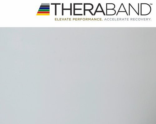 Original Thera-Band 2,5m + Original 24-seitiges Übungsbuch gratis