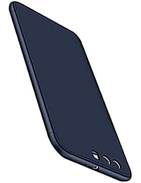 Biter Huawei P10 Ultra-Delgada de Dura de La PC Cubierta de 360°Caja Protectora Anti-Rasguños Estuche Para Case