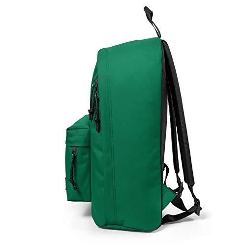 Détails sur Eastpak Out Of Office Sac à dos, 44cm, 27 L(Vert (Promising Green))